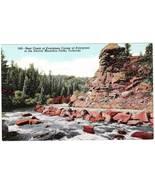 Bear Creek Denver Mountain Park Colorado CO Vintage Postcard - $4.95
