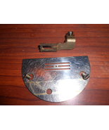 Franklin Rotary Needle Plate #770 w/Feed Dog + Screws For Both - $20.00