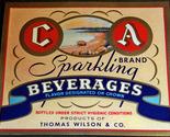 C a sparkling soda label 001 thumb155 crop