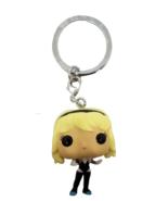 """Funko Pop Marvel Spider Gwen Keychain Mini 1.5"""" Bobblehead Disney Spider... - $8.84"""