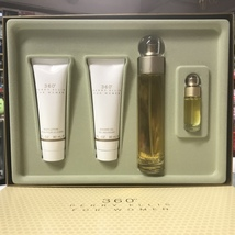 360 by PERRY ELLIS 4-PCs WOMAN Set 3.4 OZ + MINI + Body Lotion + Gel - $39.78