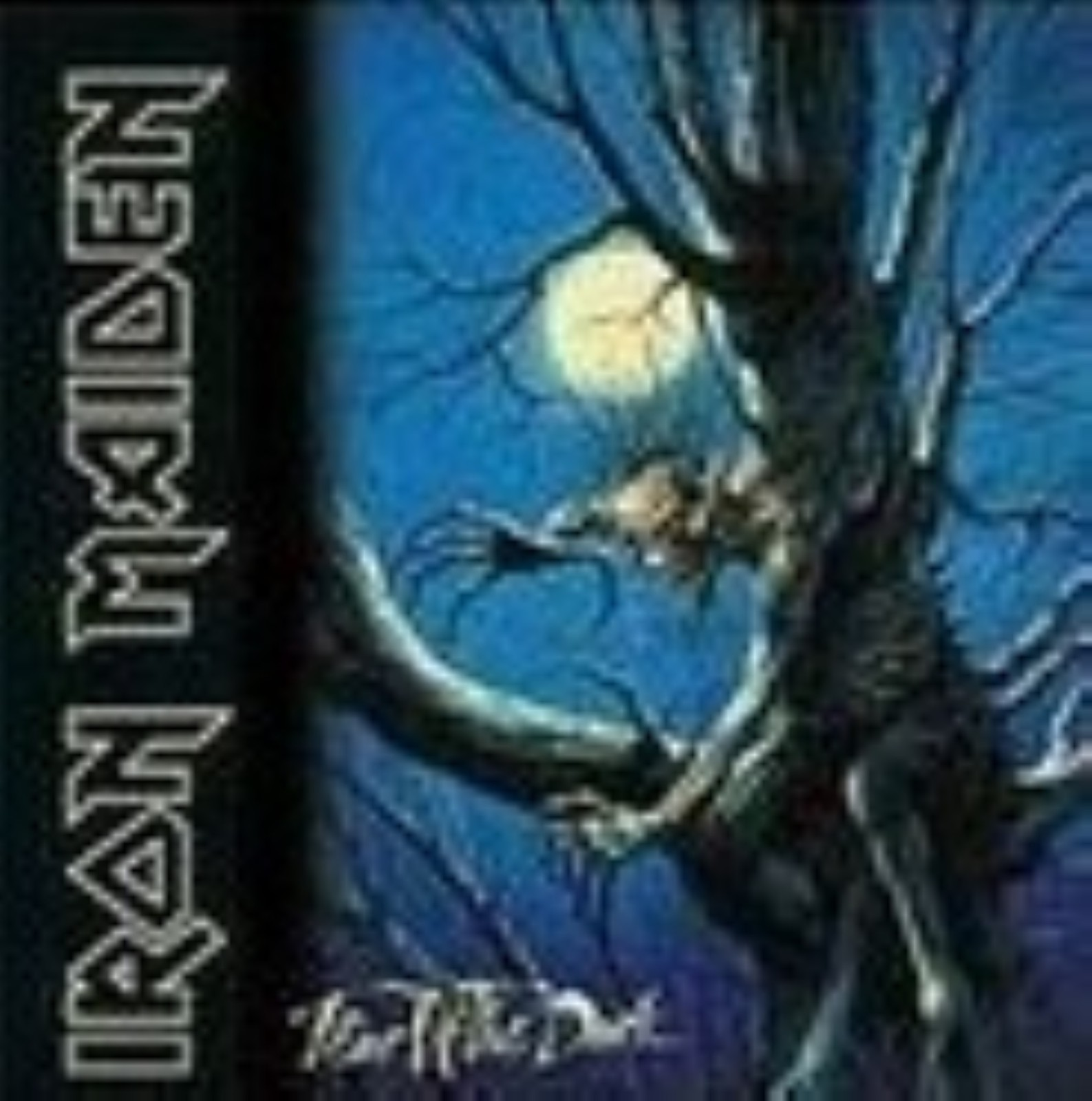 Fear of the Dark By Iron Maiden Cd