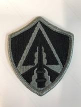 Army Patch:  Army Space Command - subdued, merrowed edge - $4.99