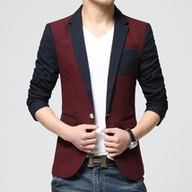 The new men's clothing wholesale Korean men's casual suit Slim small sui... - $64.26