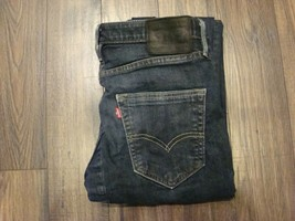 Levi's® 511 Mens Jeans W32 L32 Ideal Condition Slim Fit 100% Cotton Fast... - $17.59
