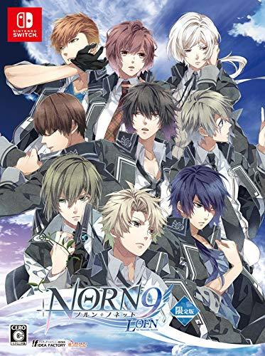 Primary image for NORN9 LOFN for Nintendo Switch ??? [video game]