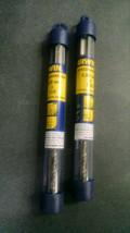 Lot Of 2 Irwin 5mm X 110mm Sds Plus Hammer Drill Masonry Bits, Speed Hammer - $6.65