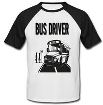 DRIVER - NEW COTTON BASEBALL TSHIRT - $27.10
