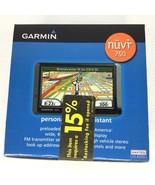 Garmin Nüvi 750 4.3 Inch Screen GPS - $38.77