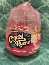 Hatchimals Pixies Crystal Flyers Magical Flying Doll (Purple), Brand New - $49.49