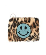 White* Womens Leopard Makeup Bag Stylish Multicolor Size OS - $183.52