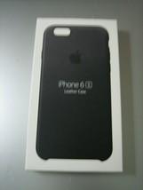 Empty Genuine Apple iPhone 6s Leather Case Storage Box - EMPTY BOX!!! - $7.91