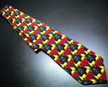Tie j garcia 1996 special christmas limited edition black with gold   red 01 thumb155 crop