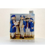 Continental Navy 1776-1777 Decanter - W.A. Lacey  - $15.00