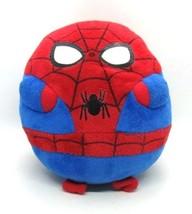 """Ty Beanie Ballz Marvel SPIDERMAN Superhero Medium 8"""" Round Spidey Ball 3... - $12.86"""