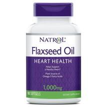 Natrol Flax Seed Oil - 90 Gels - $17.14