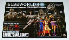 DC Comics Direct Elseworlds action figure poste... - $40.00