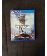Star Wars Battlefront -- (Sony PlayStation 4, 2015) -- Star Wars Adventu... - $6.65