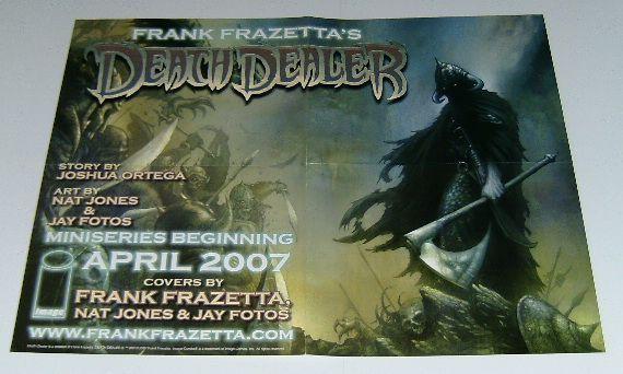 Frazetta deathdealer imagecomics 2007 2418