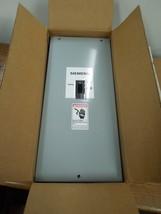 Siemens E1SED43B060SN 60A 3P 480VAC Circuit Breaker w/ 120V Shunt in Enclosure - $850.00