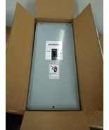 Siemens E1SED43B060SN 60A 3P 480VAC Circuit Breaker w/ 120V Shunt in Enc... - $850.00