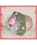 French Lavender Scent Sachet Mini Pillow Shabby... - $11.99