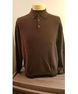 Joseph & Lyman 100% Cashmere Polo-Style Sweater - $30.00