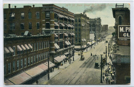 16th Sixteenth Street Denver Colorado 1910 postcard - $6.44