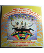 Beatles 'Magical Mystery Tour' vintage lp record 1967 - $70.00