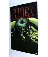 2002 HULK MARVEL COMIC BOOK SHOP DEALER PROMO POSTER - $40.00