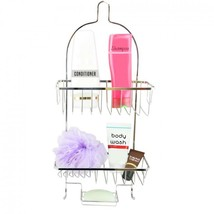 Elama Two Shelf Shower Caddy - $40.00