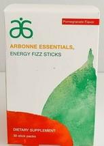 Arbonne Fizz Sticks | Pomegranate Flavor | Exp 4/2022 - 30 Sticks image 1