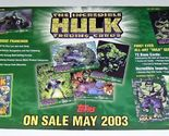 Hulk toppscardsflyerbrochure 2sided 2003 17by11b thumb155 crop