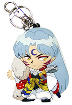 Inu Yasha Sesshomaru PVC Key Chain GE3316 *NEW* - $16.99
