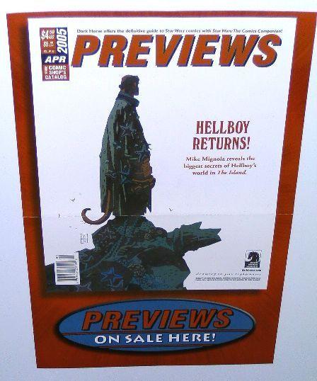Hellboy previews 2sided wildsiderz 2005 1711