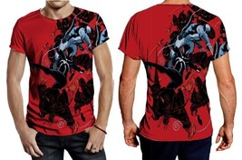 X Men Wolverine Wallpaper Tee Men's - $22.99