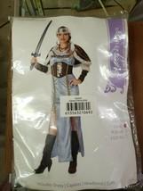 NEW Womens adult Viking princess Halloween party costume Sz S 4-6 season... - $44.00