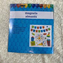 Refrigerator Magnets Presents Hats Banner New - $5.50