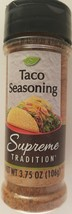 Taco Seasoning 3.75 oz Shaker - $2.96