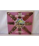 50 Guitars Of Tommy Garrett The Go South Of The Border LP Vinyl Album Record - $15.93