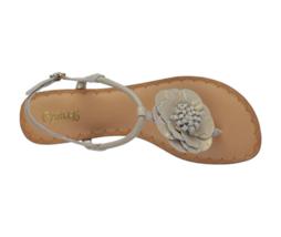 Carlos by Carlos Santana Women's Teagan Sandals Sunny Gold 6.5 M Shoe NI... - $27.88