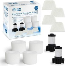 Fette Filter - Vacuum Filters Compatible with Shark ION Flex DuoClean X30 X40. C - $14.84