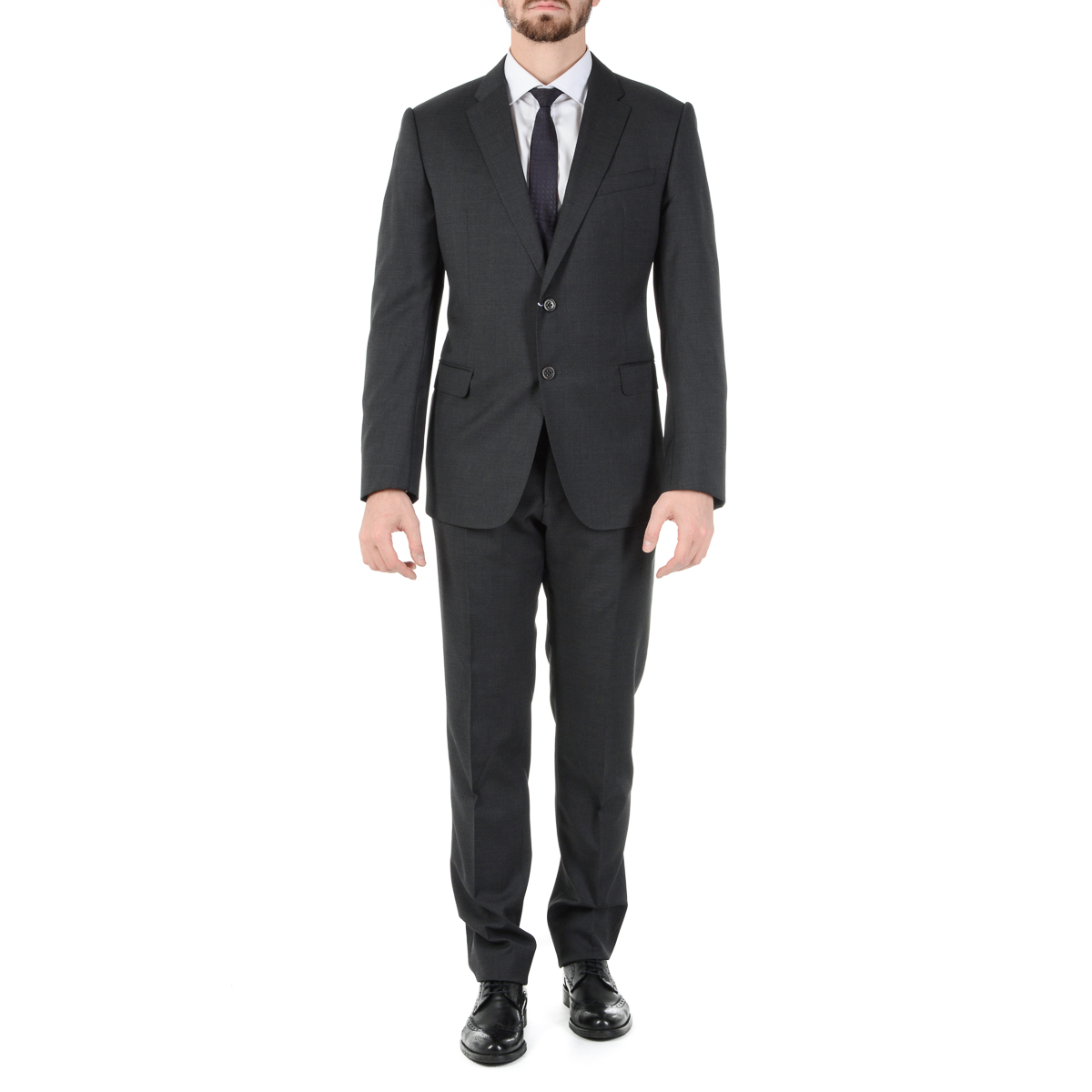Primary image for Armani Collezioni Mens Suit Black