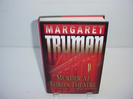 Capital Crimes Murder Ford's Theater Vol 19 Margaret Truman Hardcover No... - $5.84