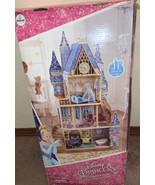 Disney Princess Cinderella Royal Dreams Dollhouse w/ Furniture by KidKra... - $184.29