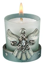 Regal Favor Collection Angel Themed Candle Holders - $233.73
