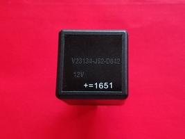 V23134-J52-D642, 12VDC Automotive Relay, Tyco Brand New!!! - $6.45