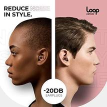 Loop Earplugs for Noise Reduction 2 Ear Plugs High Fidelity Ear Protection for C image 6