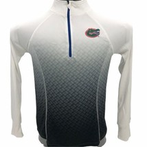 NCAA Florida Gators Pullover Jacket Women's Size S Colosseum 1/4 Zip *Issues* - $12.86
