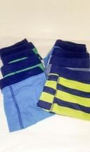 Lot of 10 pairs New Boys Medium M 10 12 Hanes Comfort Soft boxer Briefs  - $12.19